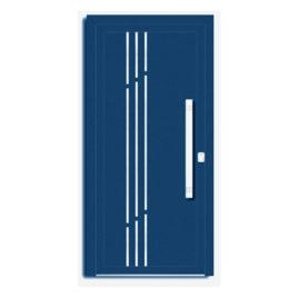 Aluminijski dekorativni panel za ulazna vrata