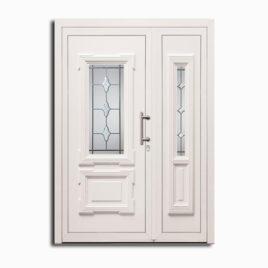 PVC dekorativni panel i polupanel za ulazna vrata
