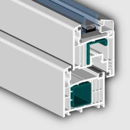 PVC profil za prozore i vrata